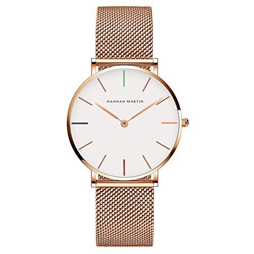 La mejor comparación de Reloj Blanco Top 5. 12