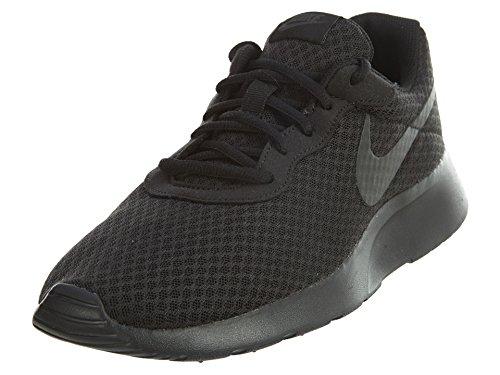 Nike Tanjun, Zapatillas de Running para Hombre, Negro (Black/Black-Anthracite 001), 45 EU