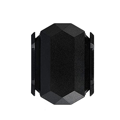 Demeras Sensor de Velocidad/cadencia Sensor de cadencia y Velocidad Bluetooth Ant Sensor de cadencia de Velocidad de Bicicleta para computadora de Ciclismo