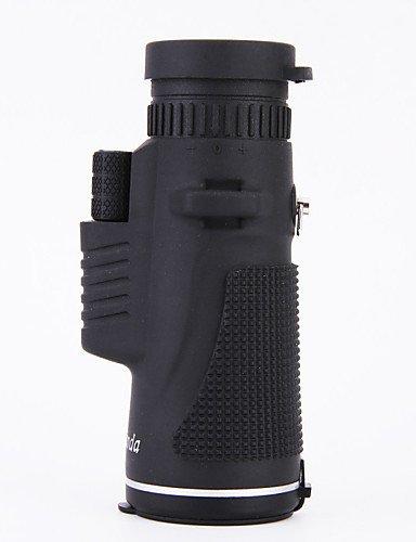 PIGE Panda 10 42mm mm monoculaire Weather Resistant # # centrale de mise au point générale multi-enduit utiliser Normale Noir