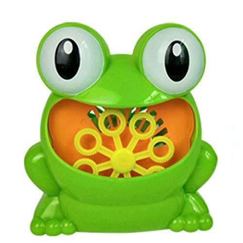 Floridivy Toy Holiday Gift Automatische Bubble Maker Cartoon Shape Pool Kinderen Zeep Machine Kids speelgoed baby
