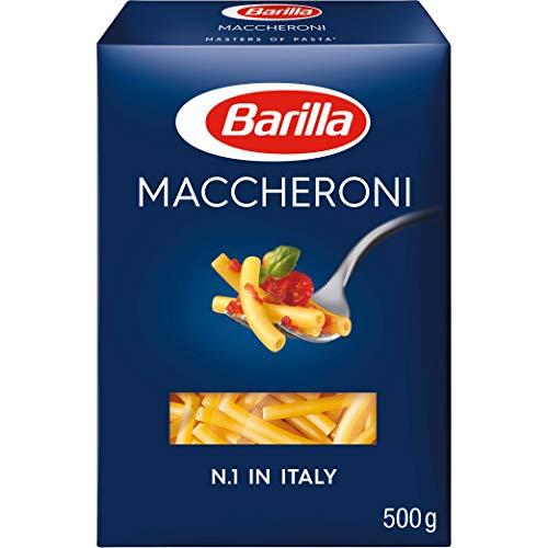 Barilla Hartweizen Pasta Maccheroni n. 44 – (500g)
