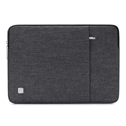 NIDOO 10 Inch Laptop Sleeve Case Water Resistant Cover Portable Bag for 10.2' iPad /9.7' 10.5' iPad Pro /10.5' iPad Air /11' iPad Pro 2020/10' Microsoft Surface Go / 10.1' Lenovo Yoga Book