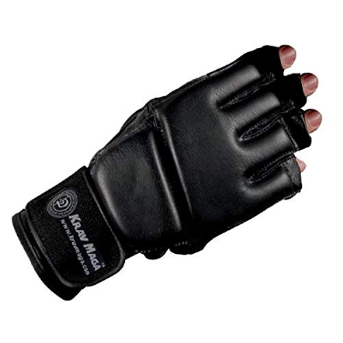 Revgear Krav Maga Leather Grappling Glove (X-Small)
