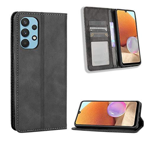 [HC] para Samsung Galaxy A32 4G Funda Protectora de Silicona a Prueba de Golpes para teléfono móvil 4