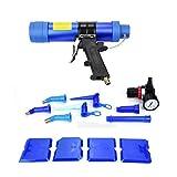 Caulk Gun Cartridge Caulking Gun Air Caulking Gun Glass Glue Sealant Gun Cartridge Air Gun, 310ML Pneumatic Caulking Gun Cartridge Caulking Gun