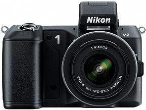 Nikon 1 V2 14.2 MP HD Digital Camera Body Only (Black)