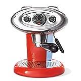illy 6652, Máquina de Café Francis Francis X7.1 IperEspresso, 120V,  vermelho