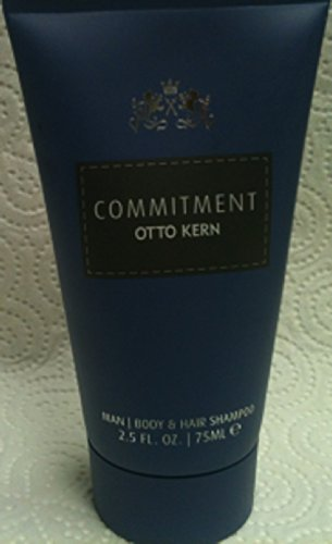 Otto Kern Commitment Man Body & Hair Shampoo 75 ml