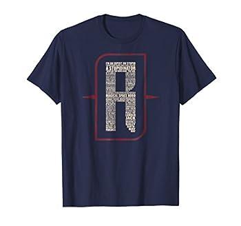 The Reckoners Logo David Quotes T-Shirt