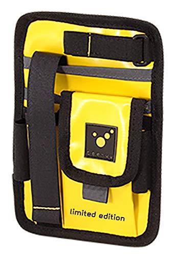 tee-uu PARA LIMITED EDITION Rettungsdienst-Holster (Plane gelb)