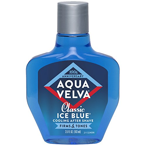 3.5-Oz Aqua Velva Men's  After Shave (Classic Ice Blue) $2.85 w/ S&S + Free Shipping w/ Prime or $25+