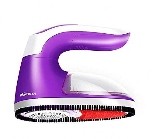 CLEVER BRIGHT Fusselrasierer, Elektrisch Wiederaufladbare Stoff Rasierer Fluff Fuzz Bobble Fusselrasierer Rasierer Defuzzer für Wolle Pullover Kleidung Jumpers Teppich (Purple)
