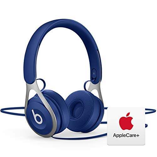 Beats EP Wired Headphones - Blue with AppleCare+ Bundle