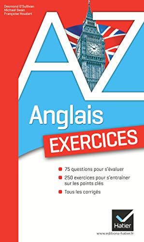 L'anglais de A à Z : exercices