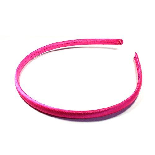 Haarreif dünn in Pink 020-00175