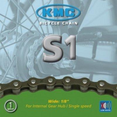 Fahrradkette KMC Kette S-1, 1/2 x 1/8, 112 Glieder - 2