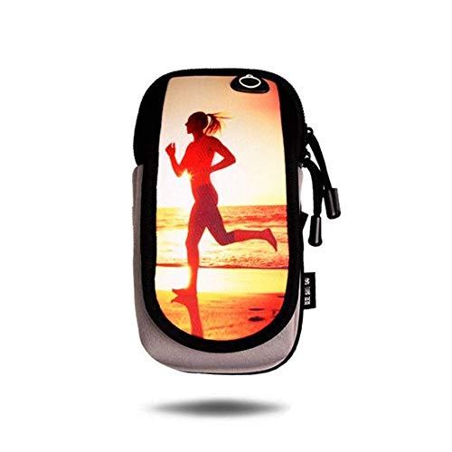 RXL Motion Armtasche Herren Damen Outdoor Laufen Handy Handtasche Armtasche Fitness Sport Armtasche Huawei Handy Armtasche Wasserdicht g