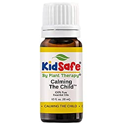plant therapy calming the child essential oils for focus blend
