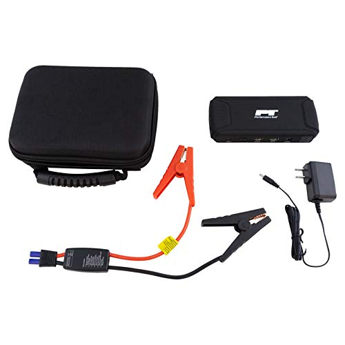 Learn More About 1A Auto 600 Peak Amp Booster Pack Jump Starter Power Supply Phone Charger USB