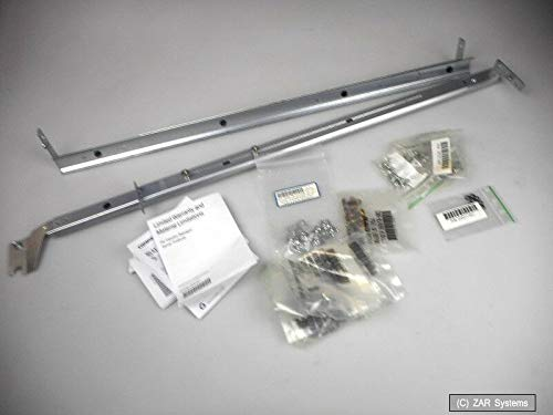 HP 19 ZOLL Einbaurahmen, Einbauschienen 228894-B21 für ProLiant DL380 Server NEU