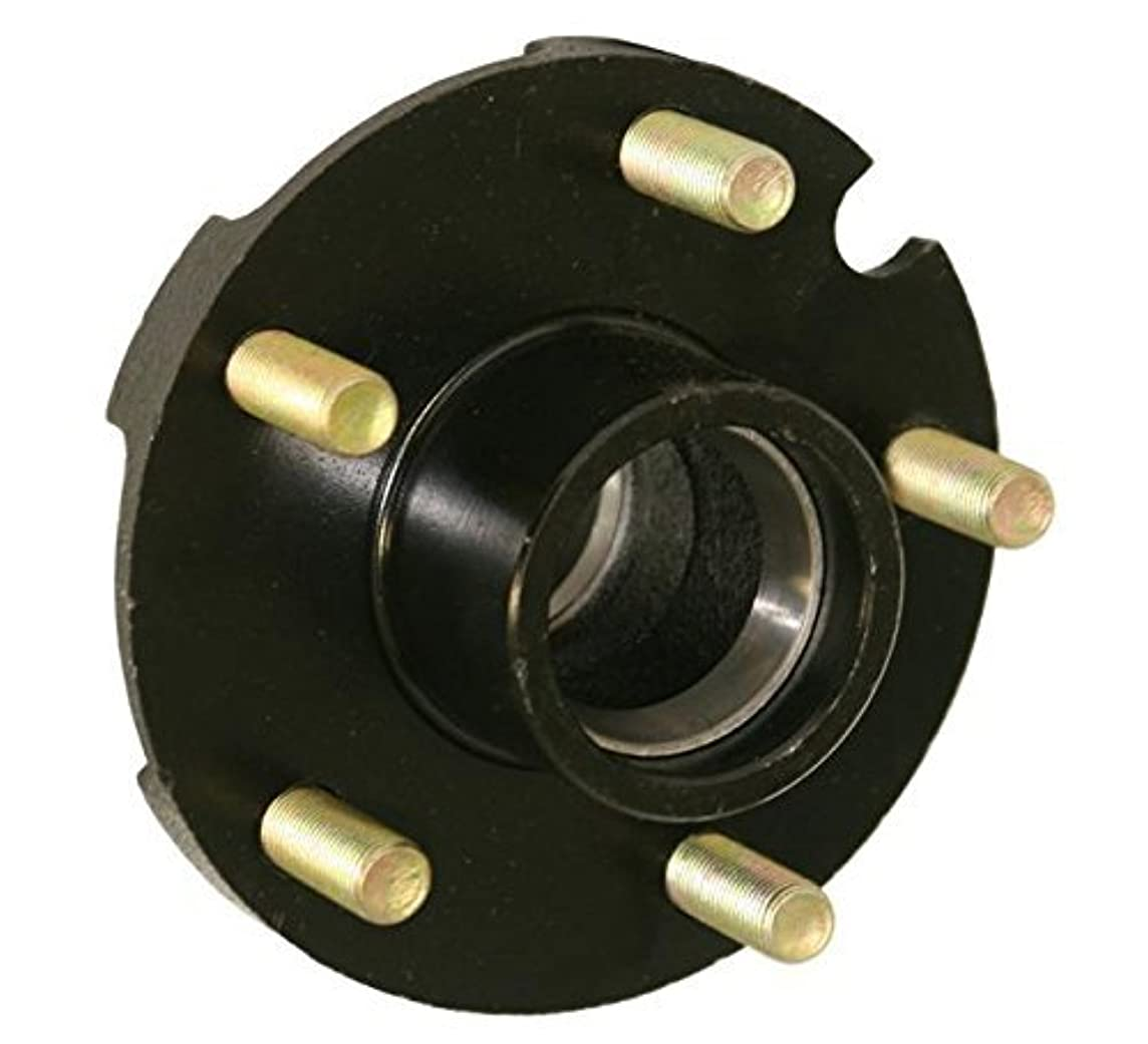 Reliable Trailer Hub (Shorty) for 1 Inch OR 1-1/16 Inch Straight Spindles (BT-150A-02)