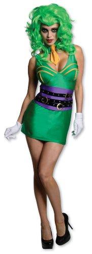 Disfraz de mujer Joker Batman: Amazon.es: Juguetes y juegos
