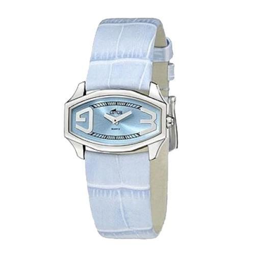 LOTUS 15401/3 - Reloj señora correa piel color azul.