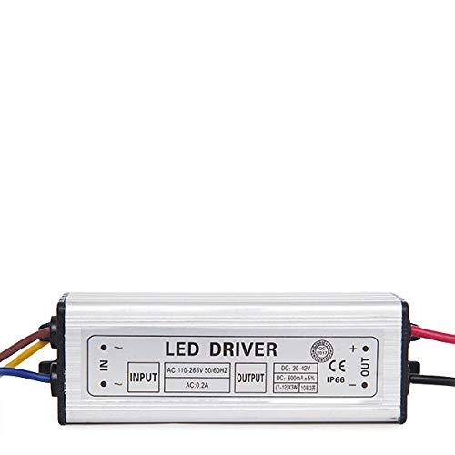 Greenice | Driver No Dimable Foco Proyector LED 20W