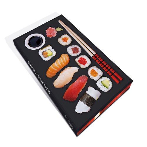Sushis, makis, et autres petits plats japonais (Livre objet - Cuisine)