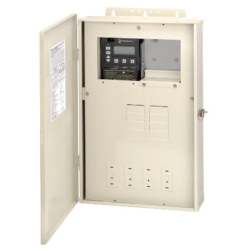 Intermatic PE35300 80-Amps Panel 120/240-Volt 3-SPST, Color