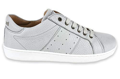 Bisgaard Girls Grey Sneaker Damen Reißverschluss Größe 36 EU