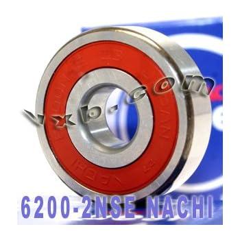 NACHI 6003-2NSE9 C3 BEARING SEALED NIB