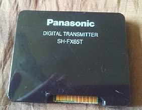 Panasonic Digital Transmitter SH-FX65T