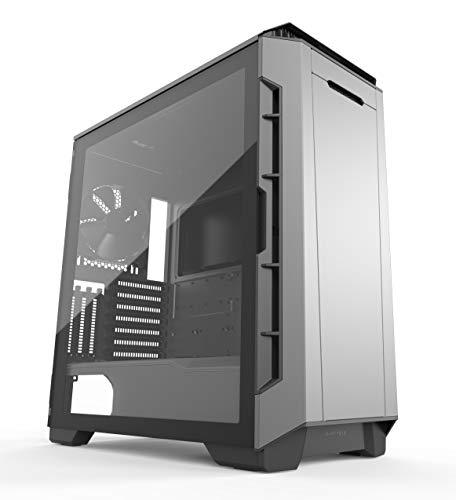 Phanteks Eclipse P600S (PH-EC600PSTG_AG01) Hybrid Silent en Performance ATX chassis - gehard glas, stoffilter, Dual System Support, PWM Hub, geluiddempende panelen, antraciet