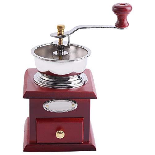 Molinillo café manual vintage estilo retro Molinillo de caf