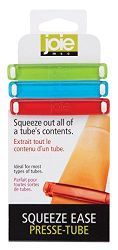 MSC International 22949 Joie Squeeze Ease Tube Squeezer, Set of 3