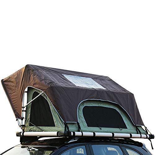 Universal Autodachzelt Hydraulische Boost Unterbringung Wasserdichte Quick Open 2 Erwachsene Tragetasche Einfach Zu Einstellen