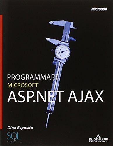 Programmare Microsoft ASP.NET AJAX
