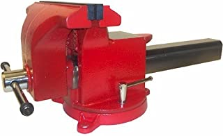 Yost 918-AS All Steel Bench Vise, 18