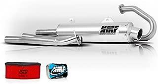 HMF Kawasaki Brute Force 650i IRS 2006-2013 Full Exhaust Muffler + Jet Kit + UNI