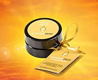 Fresh Shilajit Resin of Life, Fulvic Acid, Origin Minerals, Direct from Nature from Altaj Mountains (Large,...
