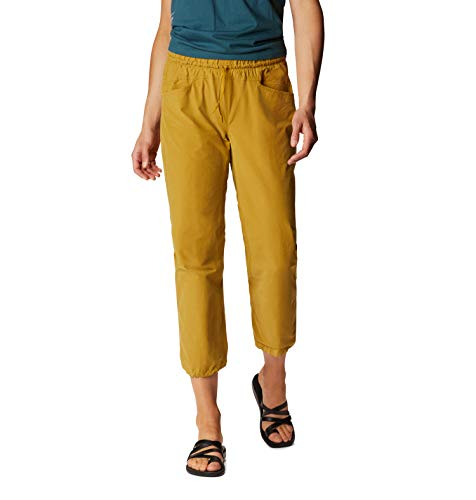 Mountain Hardwear Wondervalley Pants Women, Dark Bolt Modèle M (Regular) 2020 Pantalon
