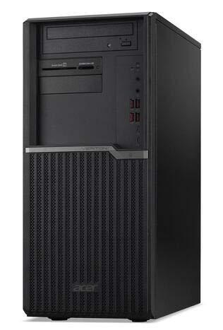 Acer Veriton M6 VM6670G - Torre - Core i7 10700 2,9 GHz - 16 GB - SSD 512 GB, HDD 2 TB