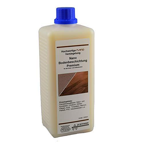 1 Liter Nano Bodenbeschichtung Premium - Laminatversiegelung - Fliesenversiegelung - Holzbeschichtung - Laminatbeschichtung
