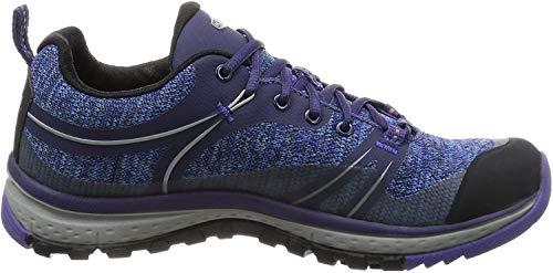 KEEN Women's Terradora Waterproof Hiking Shoe, Astral Aura/Liberty, 6.5 M US