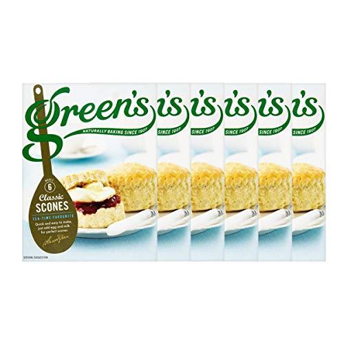 Green's Classic Scones, 6er Pack (6x 280 g)