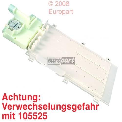 Wasserweiche für AEG, Electrolux, Matura Waschmaschine Nr.: 645430799 (auch 645307360, 645297340)
