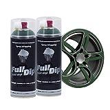 AutoFullCar Full Dip Pack 2 Spray FULLDIP PLASTIDIP - TiendaFullDip.com (Verde Militar)