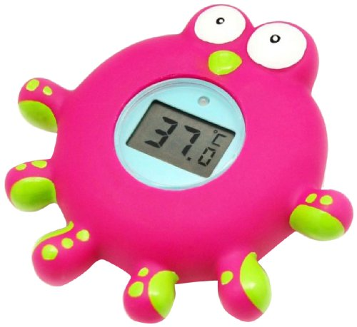 Knorrtoys 37010 - ESCABBO Badethermometer Octopus